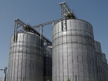 Silo Royalty Free Stock Photos