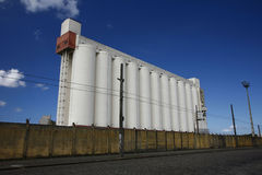 Silo Royalty Free Stock Images