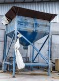 silo Imagen de archivo