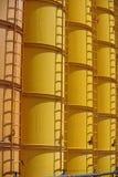 silo arkivfoton