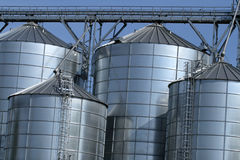 Free Silo Royalty Free Stock Photo - 5184485