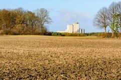 silo Fotografia de Stock Royalty Free