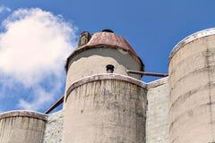 silo Lizenzfreies Stockfoto