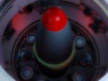 Silo de missile illustration de vecteur