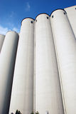 Silo de tour Image stock