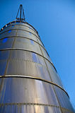 Silo. Royalty Free Stock Image