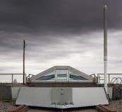 Silo per missili disarmato del Minuteman Fotografia Stock Libera da Diritti