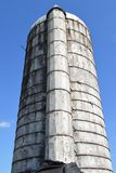 Silo. At a pumpkin patch. Taken in October prior to Halloween and Thanksgiving Royalty Free Stock Photography