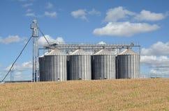 silo's Stock Afbeeldingen