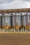 silo's Stock Foto's