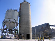 Silo & Storage Stock Images