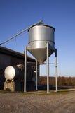 Silo -Tank Stock Photo