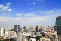 Silom, Banguecoque, Tailândia Foto de Stock Royalty Free