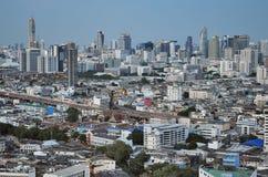 Silom, Siam i Pratunam w Bangkok, Fotografia Royalty Free