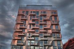 Silon, Nordhavn, Köpenhamn Arkivbilder