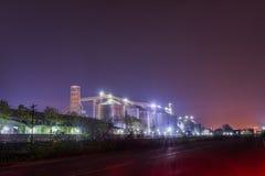 Silor i staden Royaltyfri Fotografi