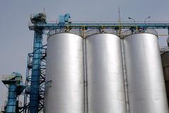 silos Obrazy Stock
