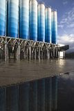 Silos Stock Photography