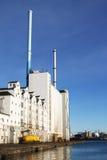 silos Royaltyfri Bild