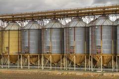 silos Lizenzfreie Stockbilder