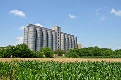 silos Fotografía de archivo libre de regalías
