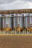 silos Photos stock