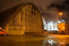 silos Zdjęcie Royalty Free
