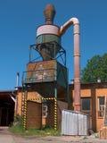 silos Fotografia Royalty Free