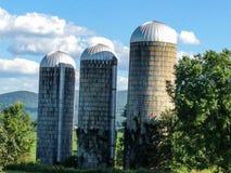 silos Stockbild