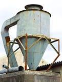silos Zdjęcie Stock