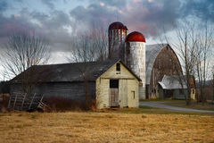 Free Silos II Royalty Free Stock Photo - 1887775