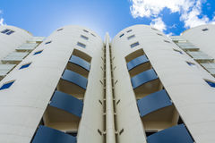 Silosowi mieszkania, Hobart, Tasmania, Australia Fotografia Royalty Free