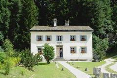Sils Maria, Suiza fotos de archivo libres de regalías