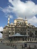Siltan-Ahmed blå moské arkivfoton