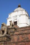 Silu Mahadev, Bhaktapur Durbar Square, Nepal Stock Images