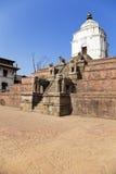 Silu Mahadev, Bhaktapur Durbar Square, Nepal Royalty Free Stock Photography