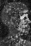 Silueta abstracta Imagenes de archivo