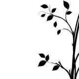 Siluetta dell'albero royalty illustrazione gratis