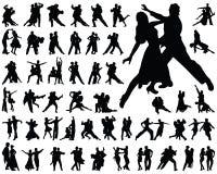 Tango illustrazione vettoriale