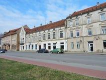 Silutestad, Litouwen royalty-vrije stock fotografie