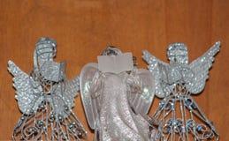 Silveränglar arkivfoton