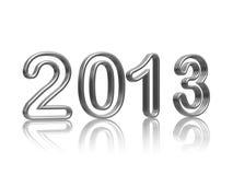 Silver 2013 Stock Photo