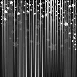 Silver abstract background Royalty Free Stock Photos