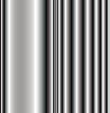 Silver abstract background with shades. Elegant black sparkling silver and white lines with shades on abstract background. Elegant design Stock Illustration