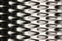Silver abstract background. Silver abstract silver stripe pattern background 3d illustration Royalty Free Stock Photos