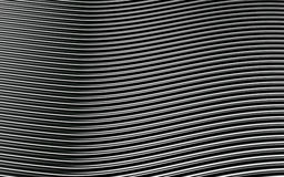 Silver abstract image of lines background. 3d render. Ing Royalty Free Stock Photos
