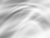 Silver abstraction waves background Royalty Free Stock Photos