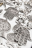 Silver Accessories Stock Photos