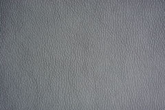 Silver Artificial Leather Background Texture Close-Up Stock Image