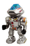 Silver automatic toy Stock Images